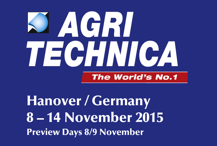 KONYA JANT is going to participate to AGRITECHNICA 2015 Fair